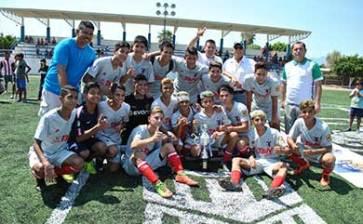 La Paz, Campeón Estatal de futbol