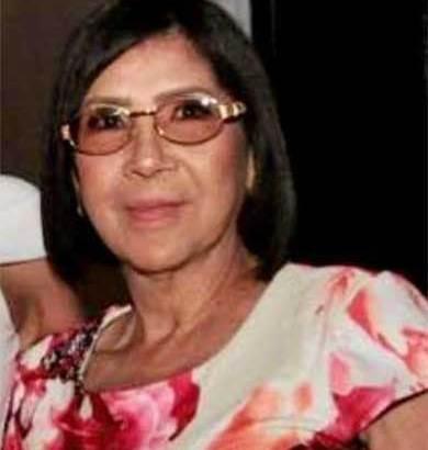 Descanse en paz Marisela Pérez de Porras