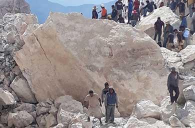 Hallan segundo cuerpo sin vida en mina colapsada en Hidalgo