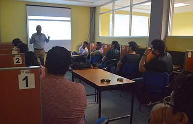 Fomenta UABCS el desarrollo de tecnologías de inclusión entre sus estudiantes