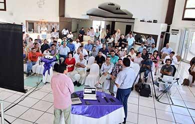 Abierto Rubén Muñoz a revisar el PDU