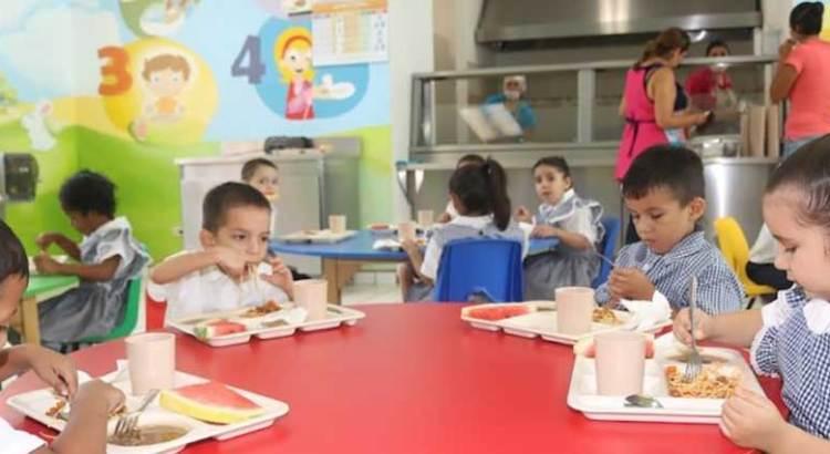 Invierte Gobierno del Estado 111 mdp en escuelas de tiempo completo