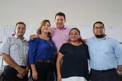 Cota, Placier y Almada, candidatos