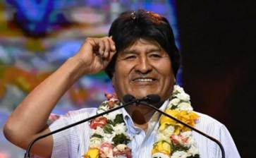 Concede Evo Morales amnistía a expresidentes