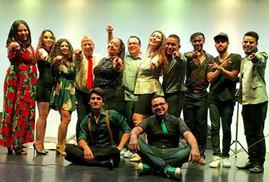 Los Cabos canta Luis Miguel