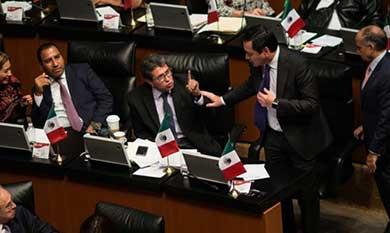 """Les cancelaron 6 """"viajes legislativos"""""""