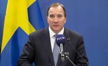 Destituye Suecia a su primer ministro