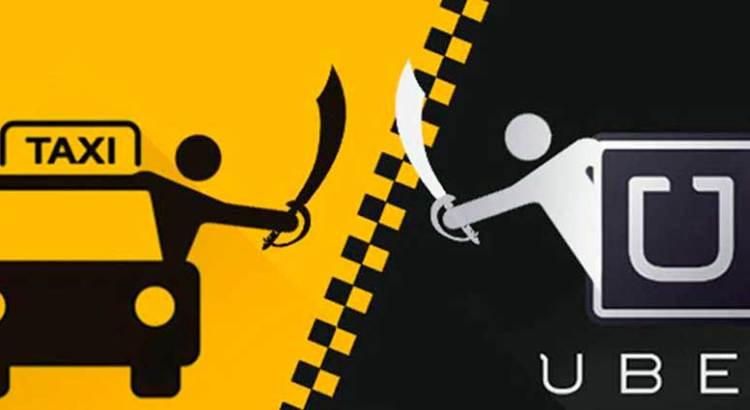 No recurrirán taxistas a la violencia contra UBER