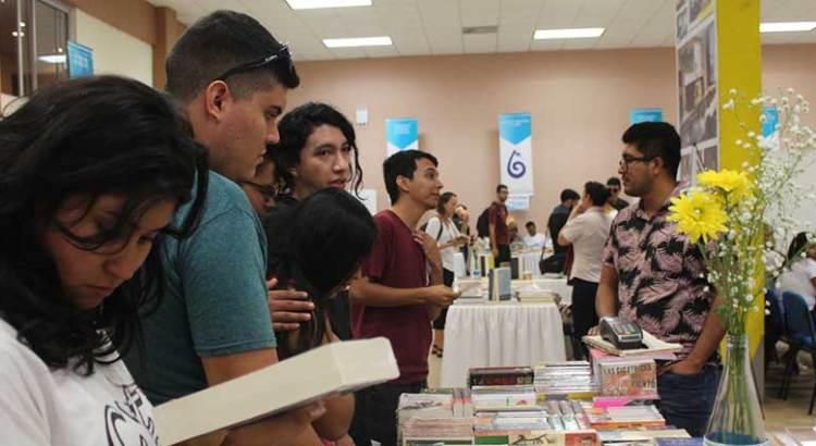 Este jueves concluye la Feria del Libro UABCS
