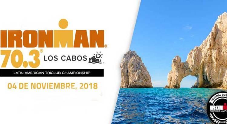 Vuelve el IronMan a Los Cabos