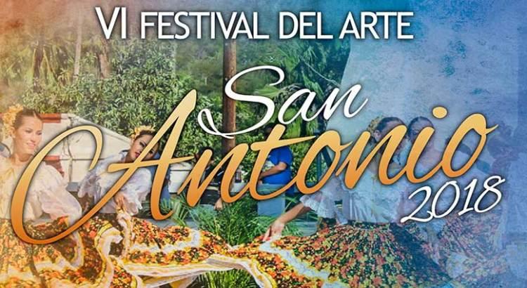¡Vamos al VI Festival del Arte de San Antonio!