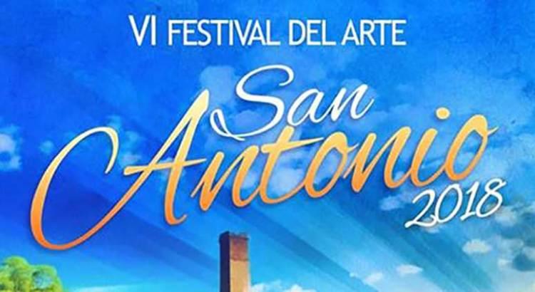 Vamos al VI Festival de Arte San Antonio