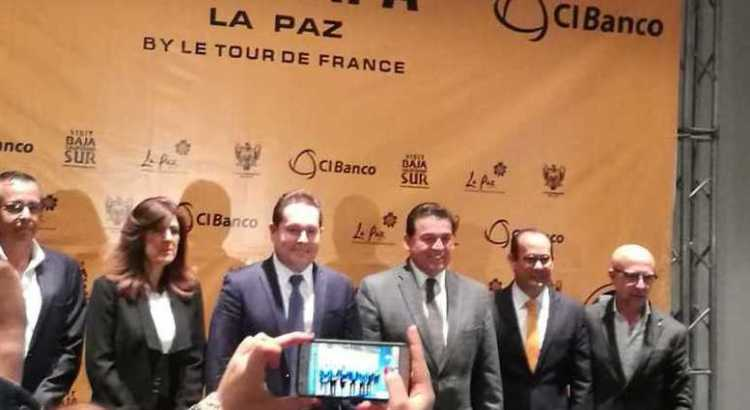 Será La Paz sede del Tour de Francia en México