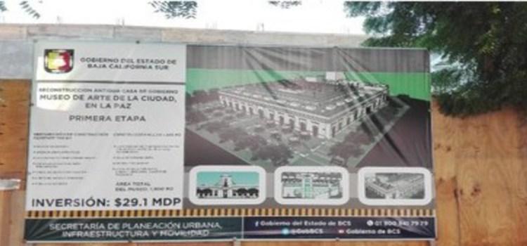 Sigue el Gobernador administrando la Ciudad de La Paz