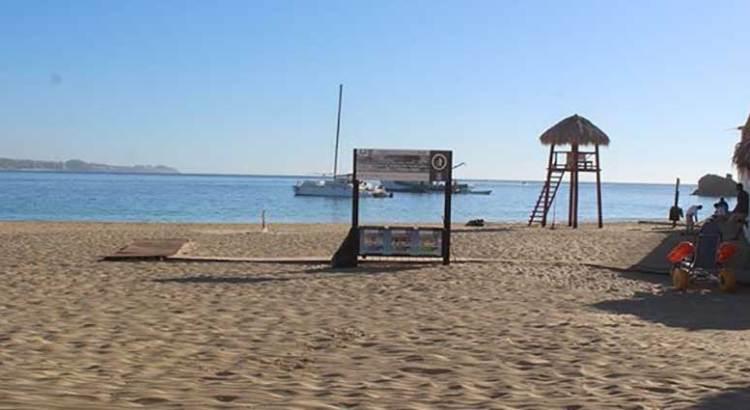 Si visita la playa, llévese su basura