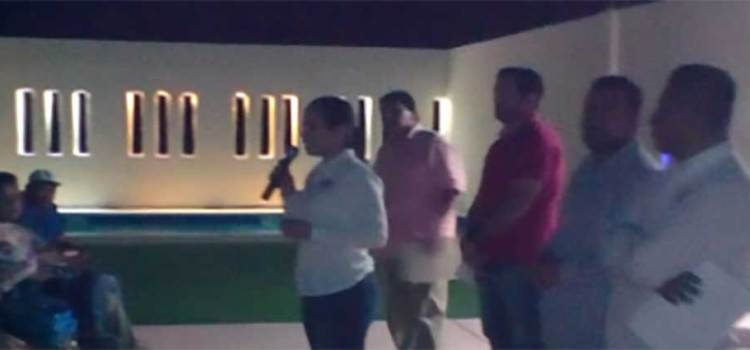 Se suma Pancho Pelayo a la campaña de Gaby Montoya