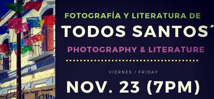 Fotografía y literatura de Todos Santos