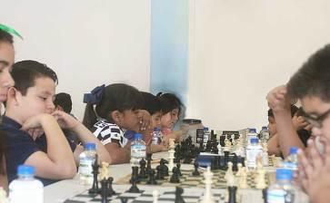 Lista la eliminatoria municipal de ajedrez