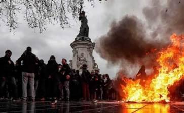 Realiza Francia varias detenciones