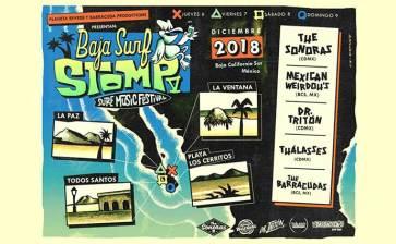 Cuatro días del mejor Surf Rock