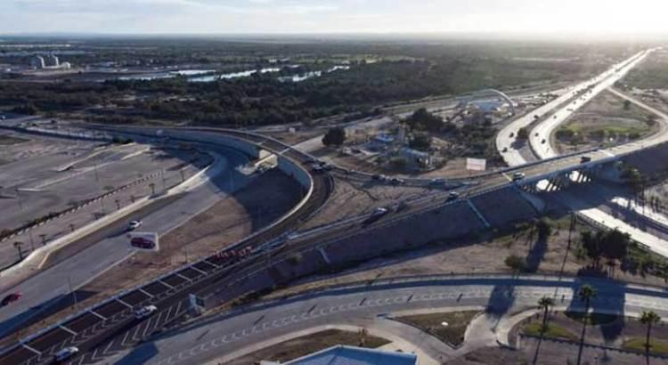 Inaugura Gobernador interconexión de puente