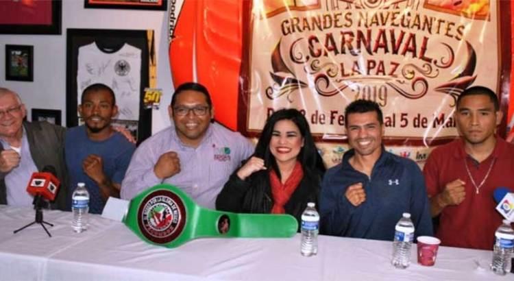 """Prometen gran función en """"Boxeo de Carnaval"""""""