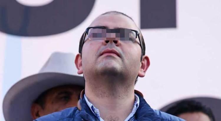 Dan formal prisión al hijo de exgobernador del PRD