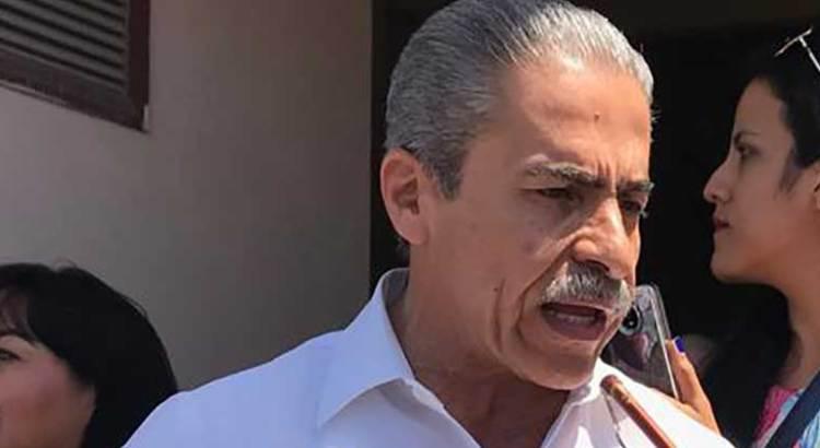 """Descartan que la salida de Héctor Montaño sea """"un asunto político"""""""