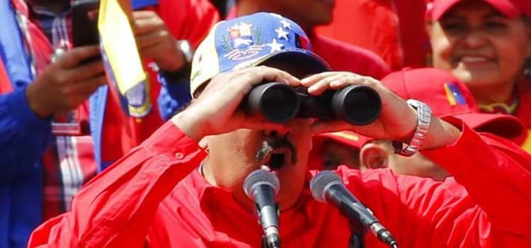 """Amenaza Maduro con desplegar """"sistema de misiles"""""""