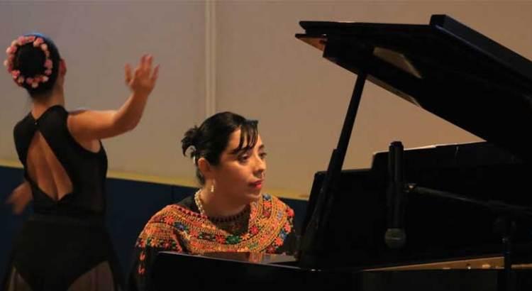 Ofreció reconocida pianista recitales en la UABCS