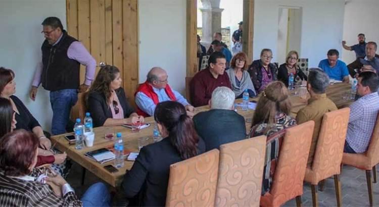 Instalan el Consejo Consultivo de Todos Santos
