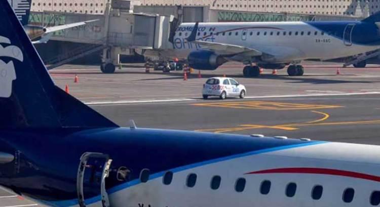 Suspende Aeroméxico operación de sus Boeing 737 MAX 8