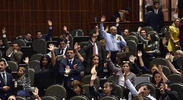 Aprueban Diputados dictamen sobre consulta popular y revocación de mandato