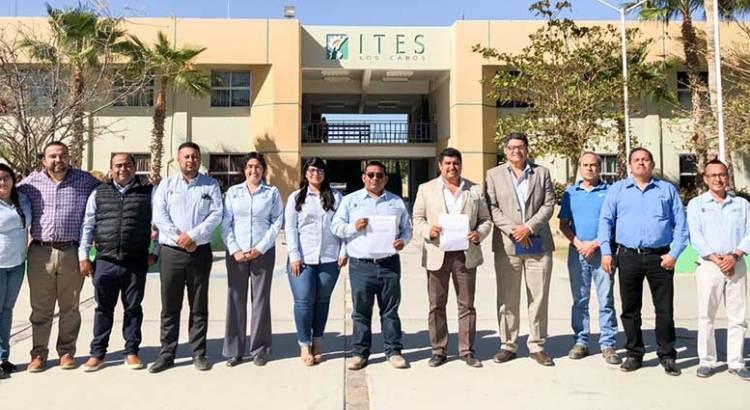 Termina conflicto laboral en el ITES Los Cabos