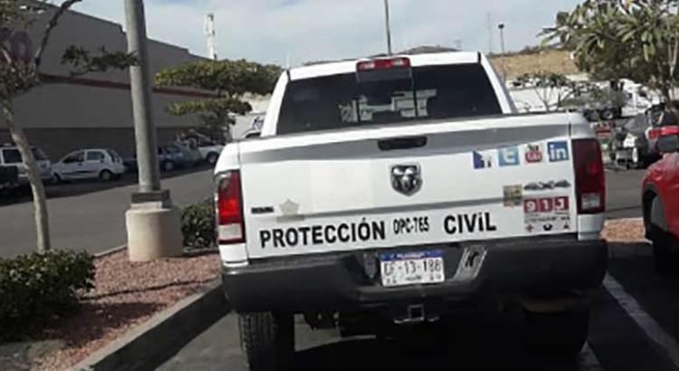 Denuncie el mal uso de vehículos oficiales