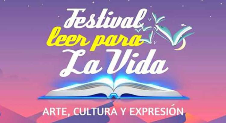Invitan al Festival Leer para la Vida
