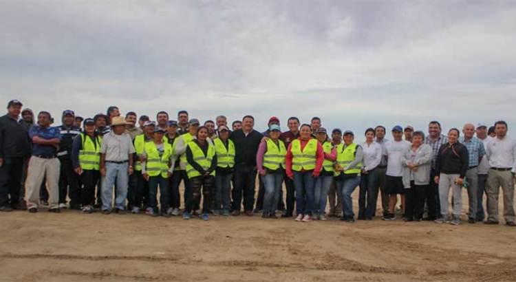 Inicia campaña de limpieza en el manglar de El Conchalito