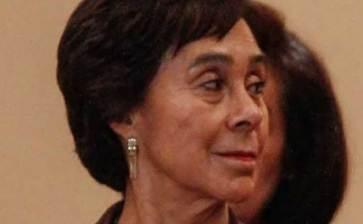 Falleció María de los Ángeles Moreno