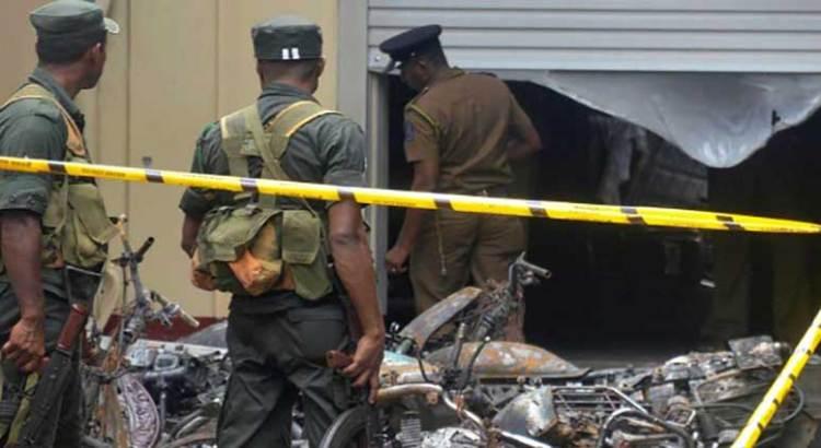 Condena México atentados en Sri Lanka