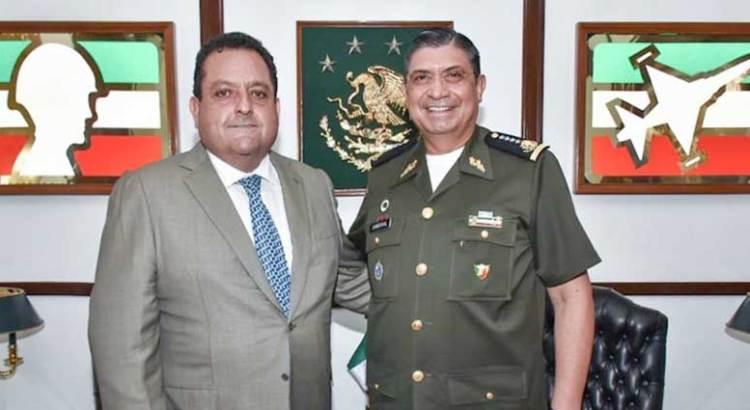 Respaldo total de las fuerzas armadas para BCS