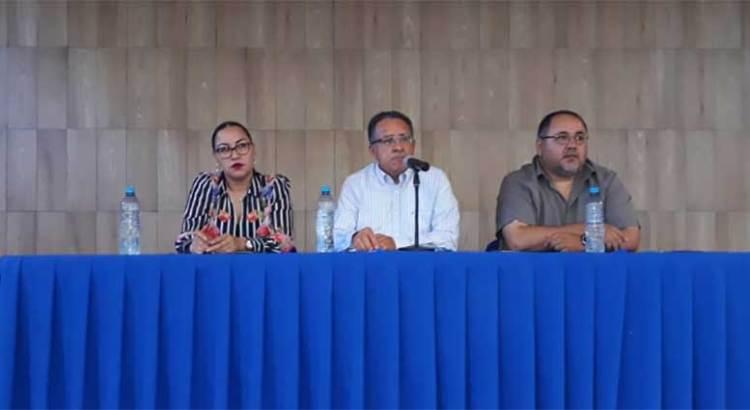 Apoyan sindicatos de la UABCS candidatura de Dante Salgado