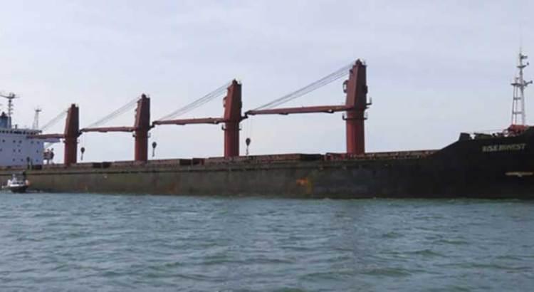 Incauta EU barco norcoreano