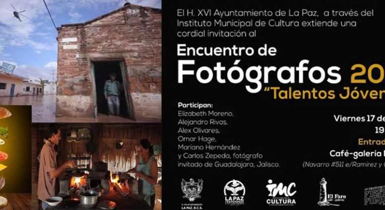 Invitan al Encuentro de Fotógrafos 2019