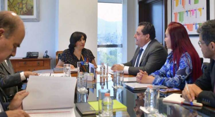 Acuerdan Gobernador y SFP mejorar mecanismos de transparencia y rendición de cuentas