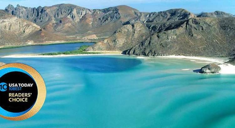 """Es Balandra """"la playa más  bonita"""" de México"""