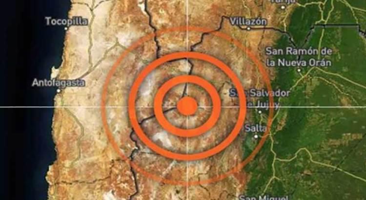 Golpea a Chile sismo de 5.2 grados