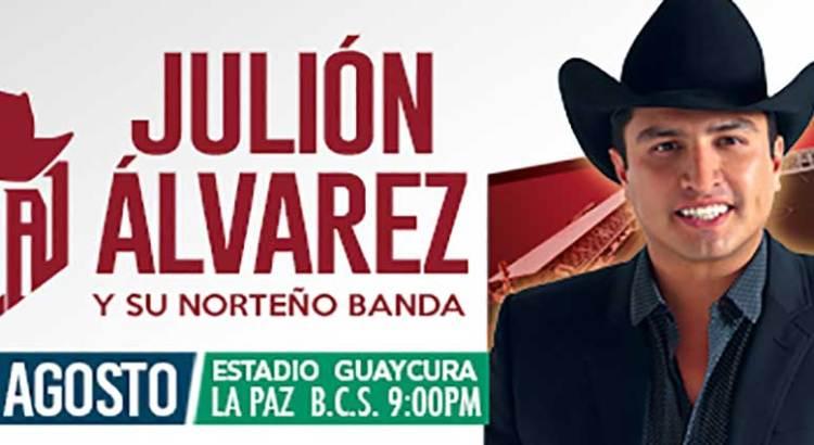 Promete Julión no defraudar a sus fans