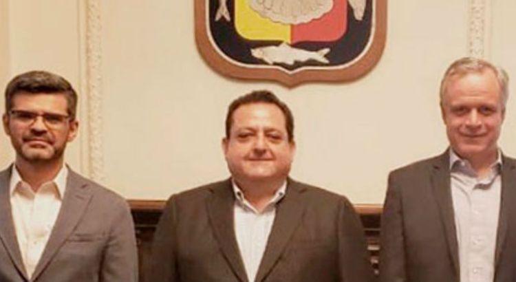 Designa Gobernador nuevo representante en la Ciudad de México