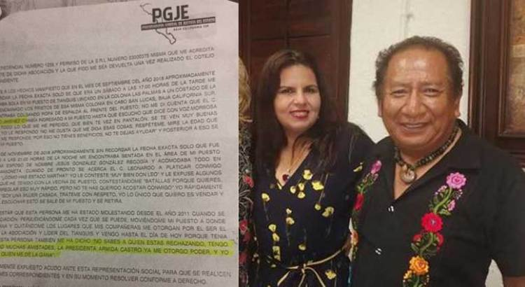Denuncian por acoso sexual a funcionario municipal de Los Cabos