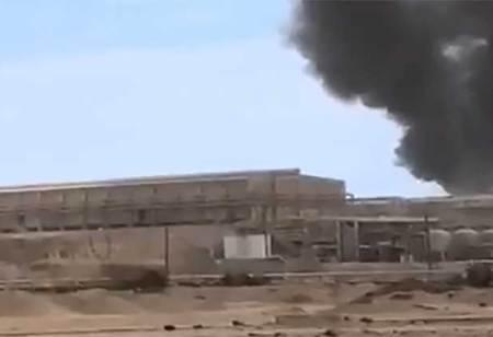 Incendio en El Boleo